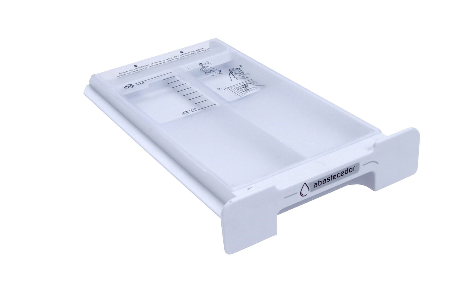 Abastecedor de Gelo Brastemp - W10437111