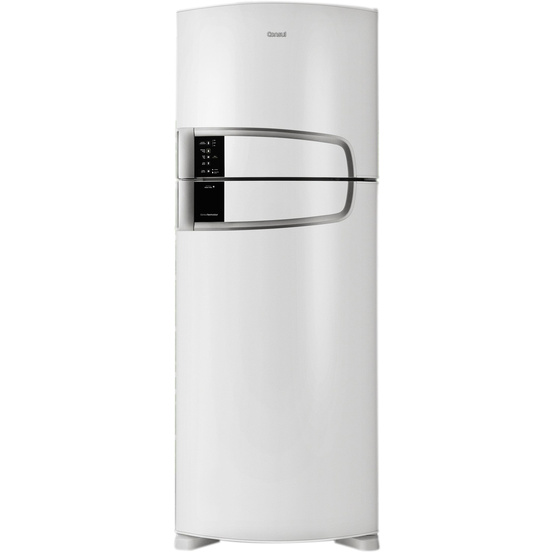 Geladeira Consul Frost Free Duplex 437 litros Branca com Horta em Casa - CRM55AB