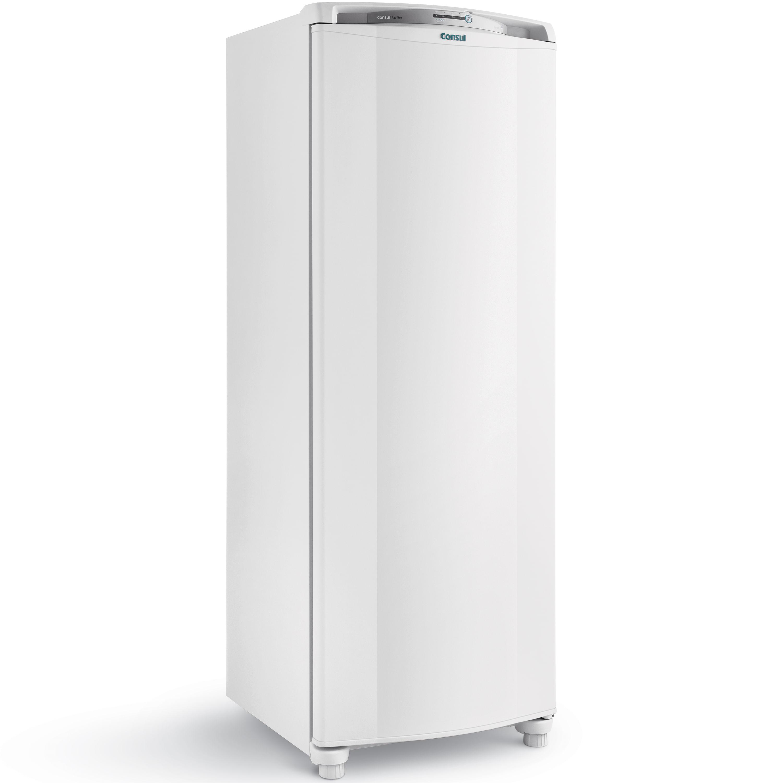 Geladeira Consul Frost Free 342 litros Branca com Gavetão Hortifruti - Outlet - CRB39AB_OUT