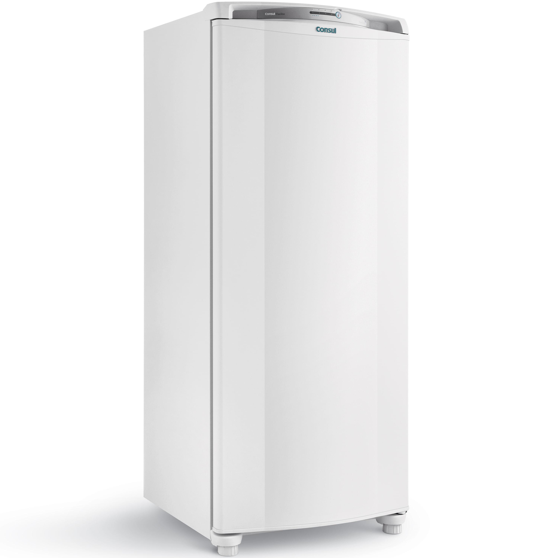 Geladeira Consul Frost Free 300 litros Branca com Freezer Supercapacidade - Outlet - CRB36AB_OUT