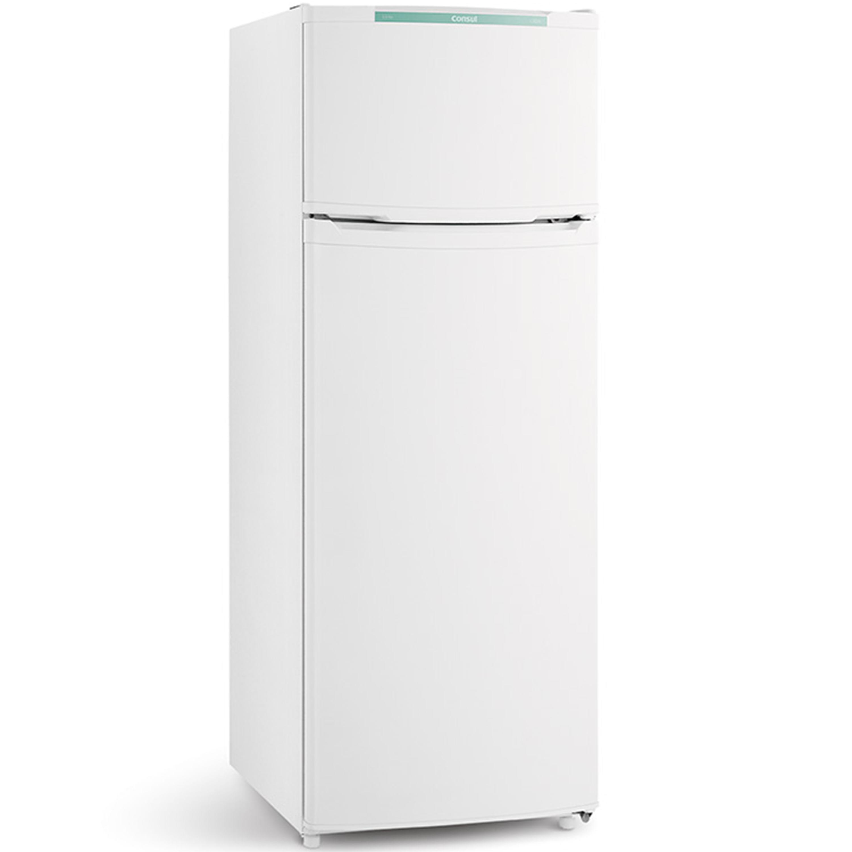 Geladeira Consul Cycle Defrost Duplex 334 litros Branca com Freezer Supercapacidade - Outlet - CRD37EB_OUT