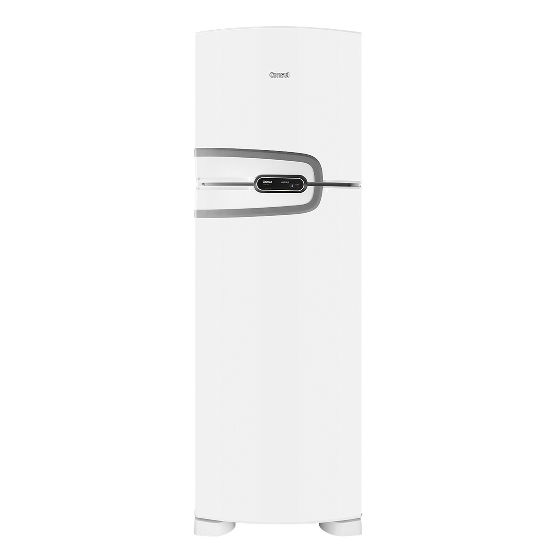 Geladeira Consul Frost Free Duplex 386 litros Branca com Prateleira Dobrável - Outlet - CRM43NB_OUT