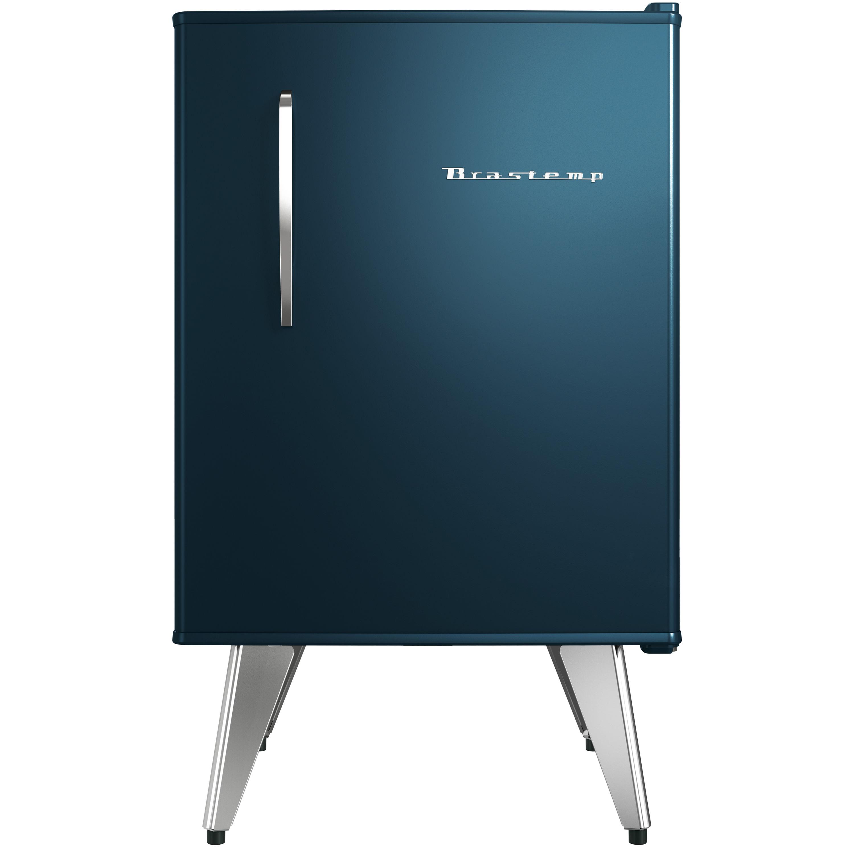 Frigobar Brastemp Retrô 76 litros Midnight Blue - BRA08BZ