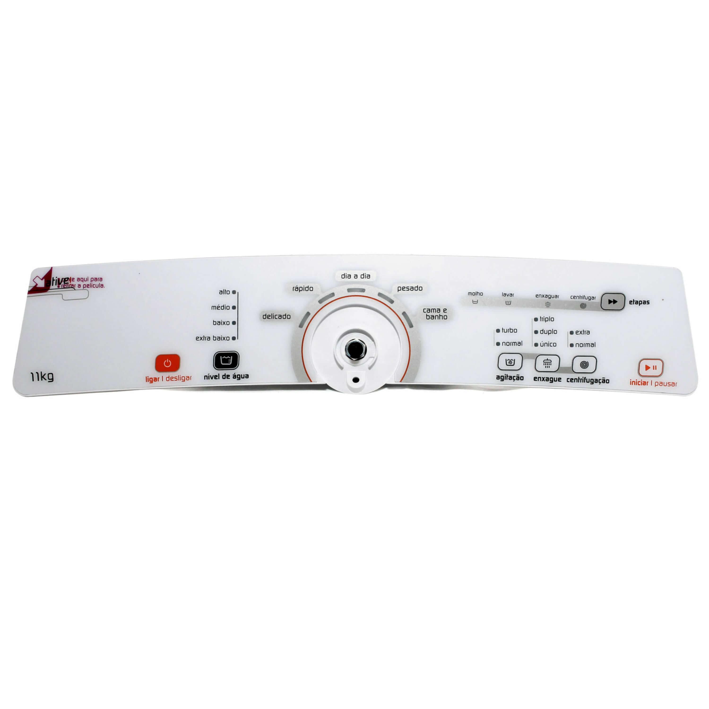 Conjunto Console e Placa de Interface Bivolt para Máquina de Lavar Brastemp- W10706117