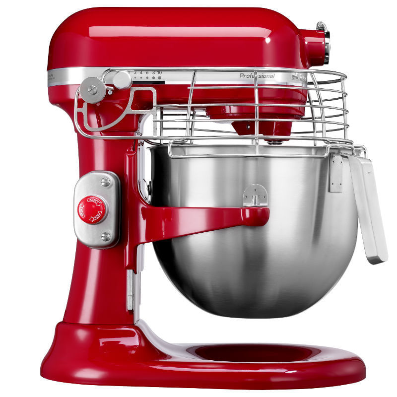 Batedeira Stand Mixer Profissional 7,6L - Empire Red