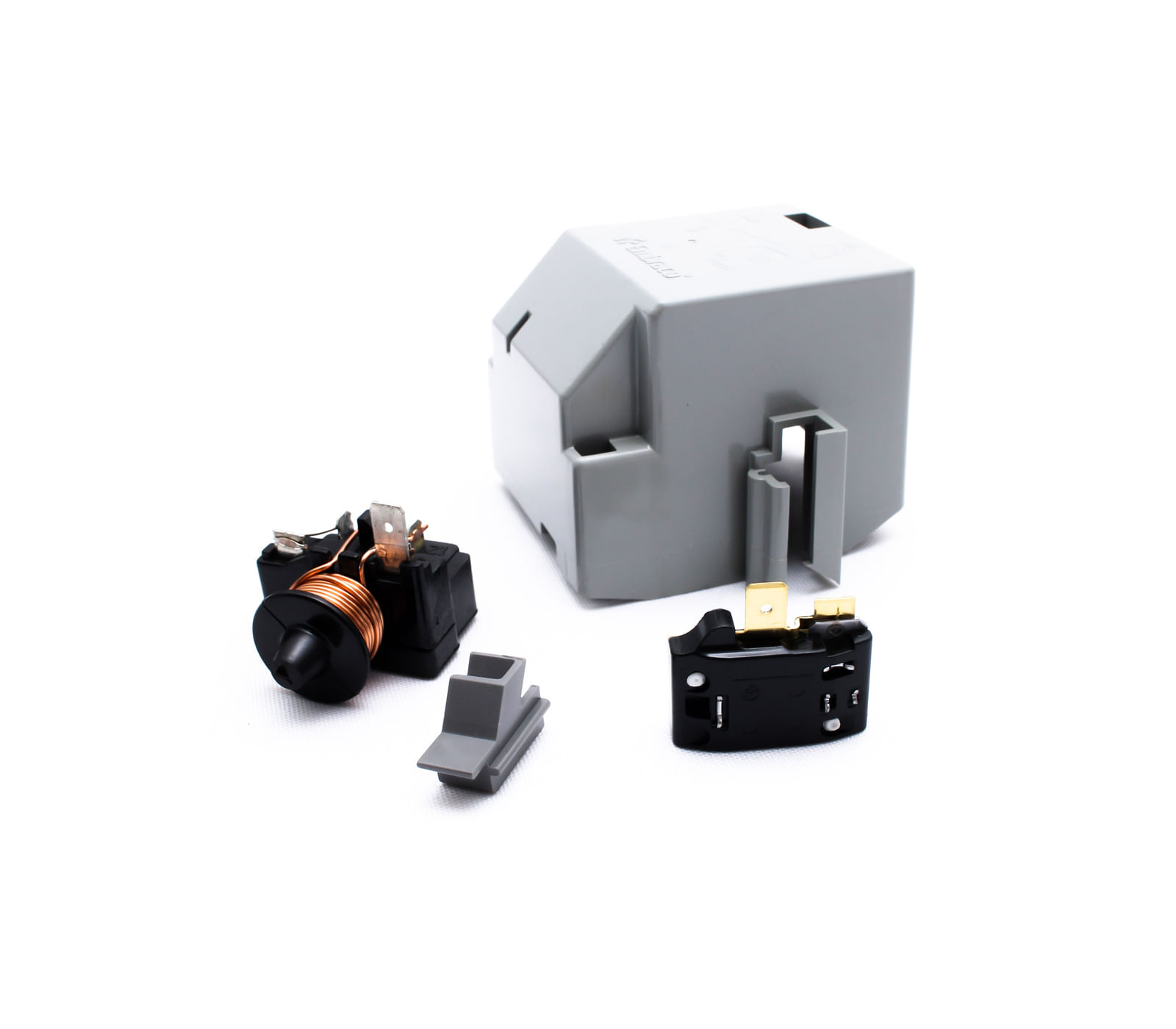 Kit Relé 80HLR 110V para Geladeira - 326058313