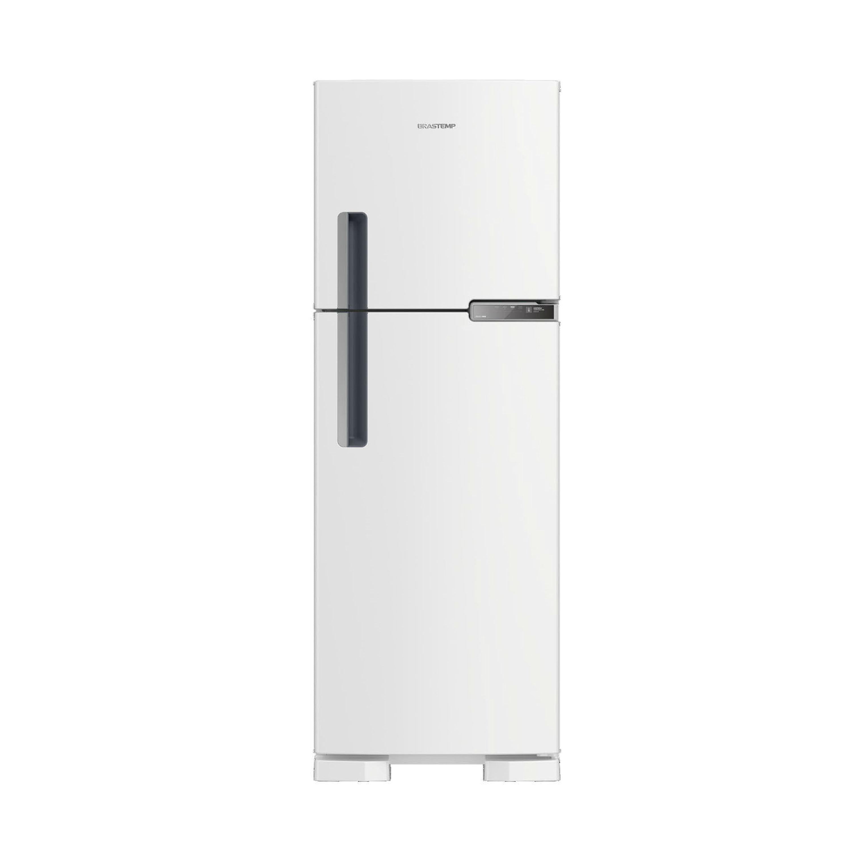 Geladeira Brastemp Frost Free Duplex 375 litros cor Branca - Outlet - BRM44HB_OUT