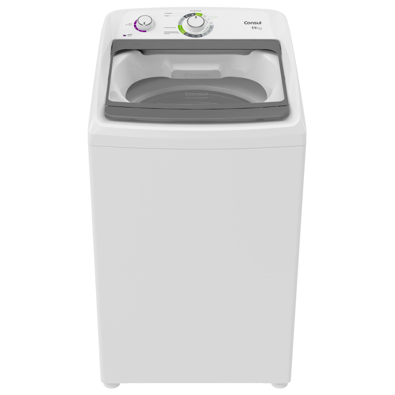 Máquina de Lavar Consul 11kg Dosagem Extra Econômica e Ciclo Edredom - Outlet - CWH11AB_OUT