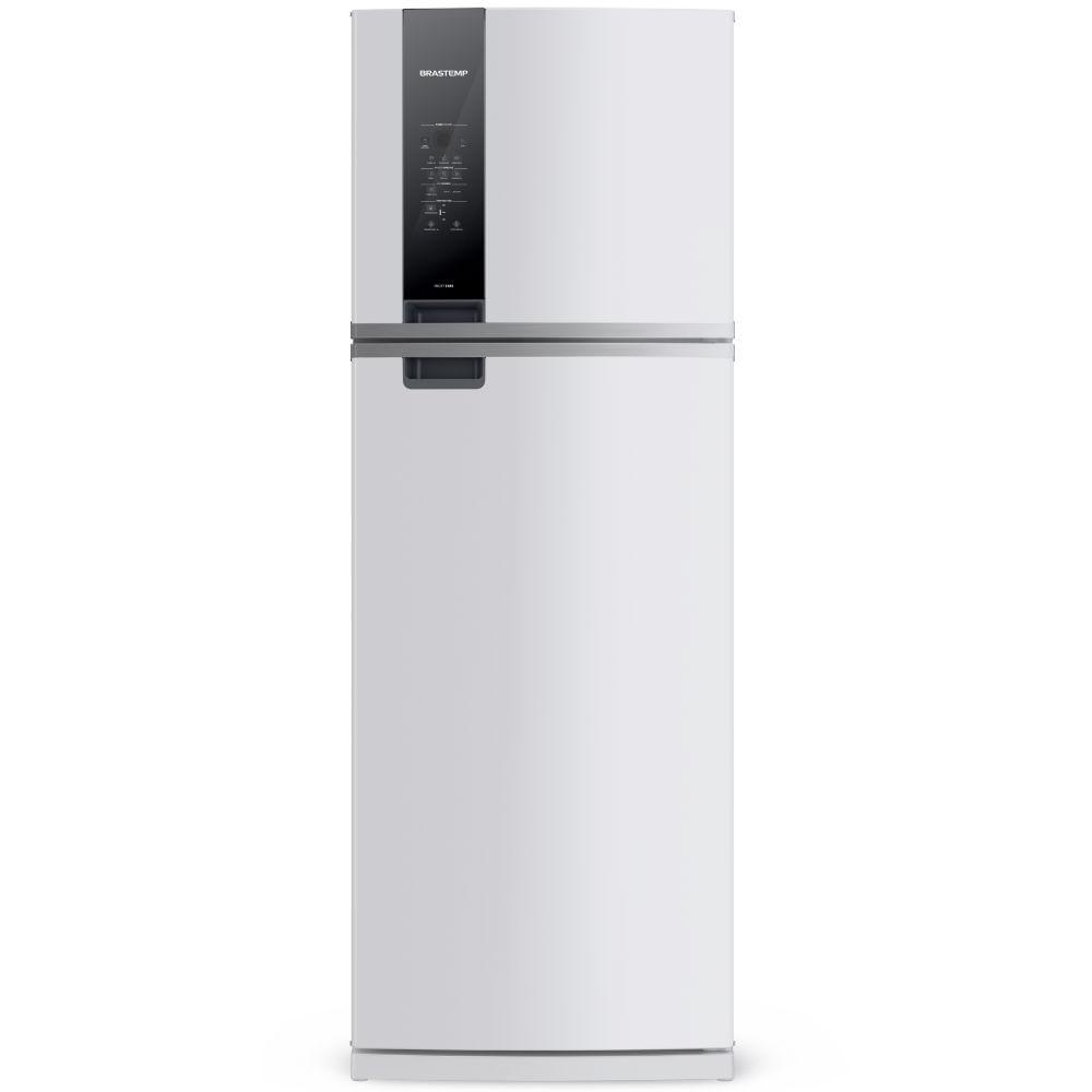 Geladeira Brastemp Frost Free Duplex 478 litros Branca com Freezer Control Advanced - BRM59AB