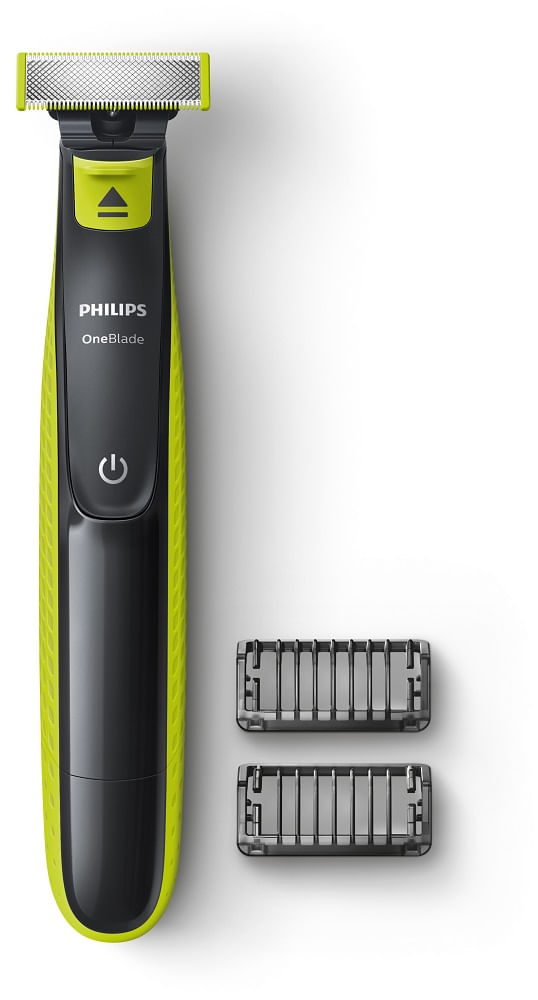 Barbeador Elétrico OneBlade Philips 2 Pentes QP2521/10