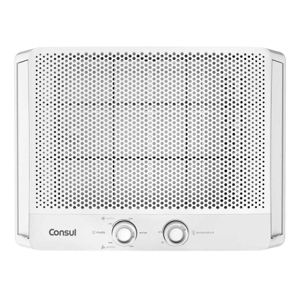 Ar condicionado janela 12000 BTUs Consul frio com design moderno - CCB12EB