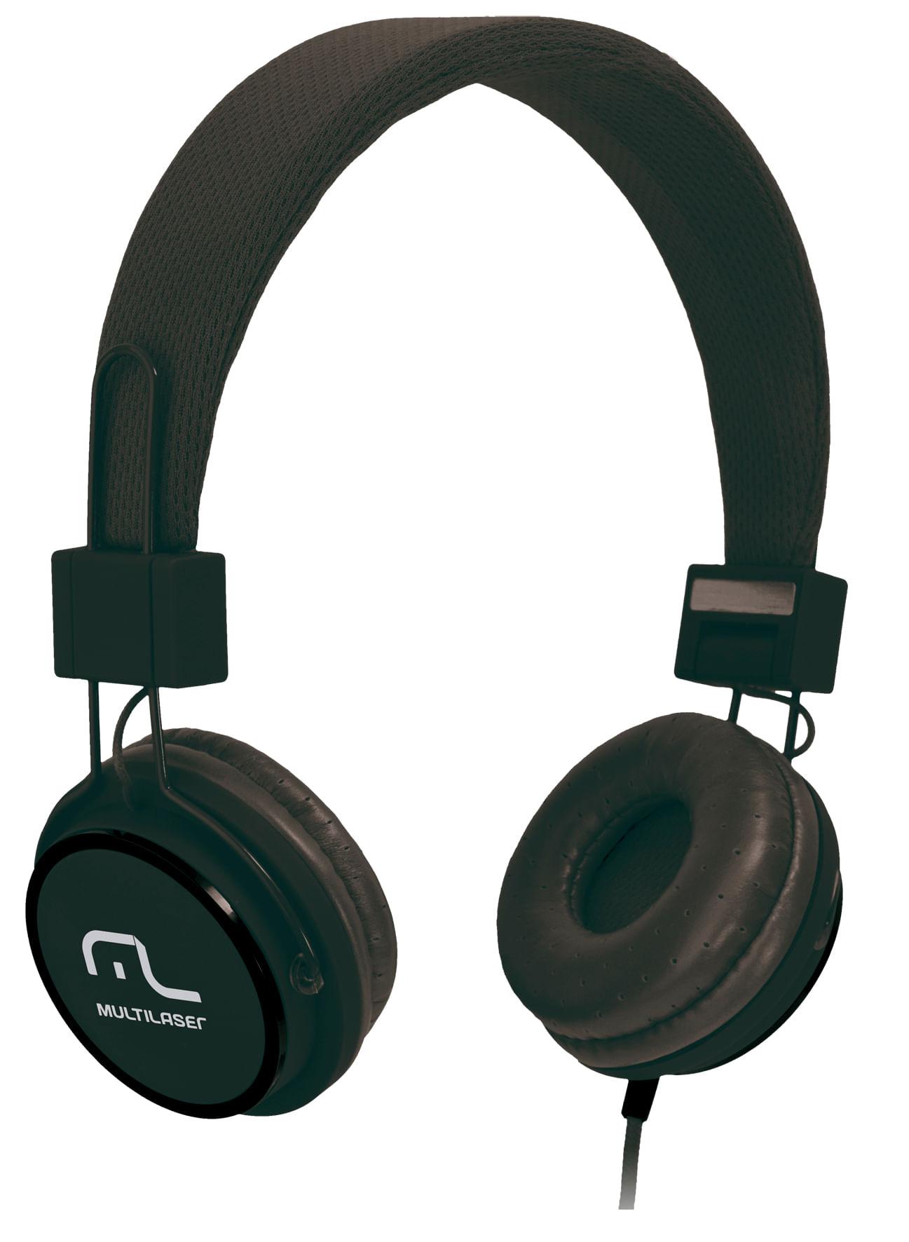 Imagem de Fone de Ouvido Multilaser com Microfone Headfun – PH115