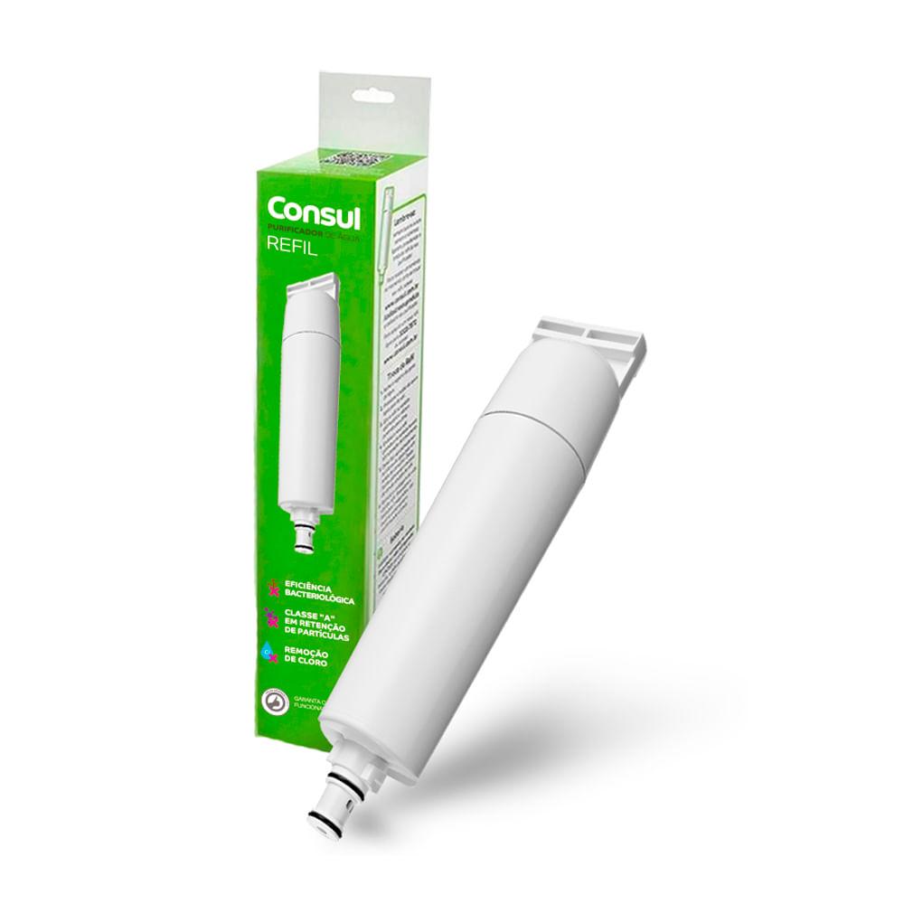 Refil original para purificadores de água Consul CPC30, CPB35 e CPB36