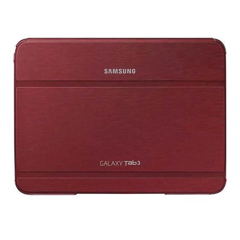 """Samsung Capa Book Cover Galaxy Tab3 10"""" - Vinho"""