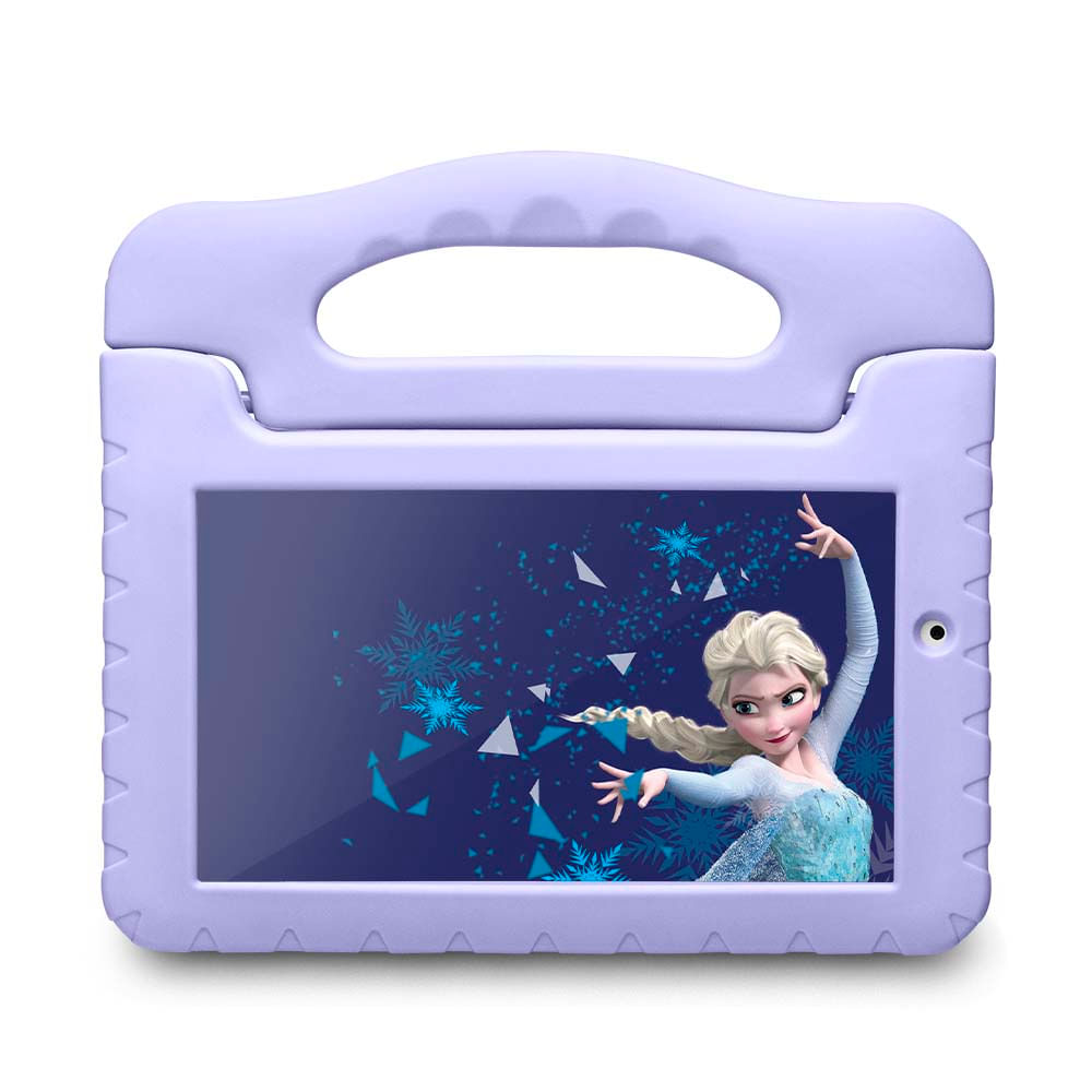 Tablet Multilaser Disney Frozen Plus Wi Fi Tela 7 Pol. 16GB Quad Core - NB315