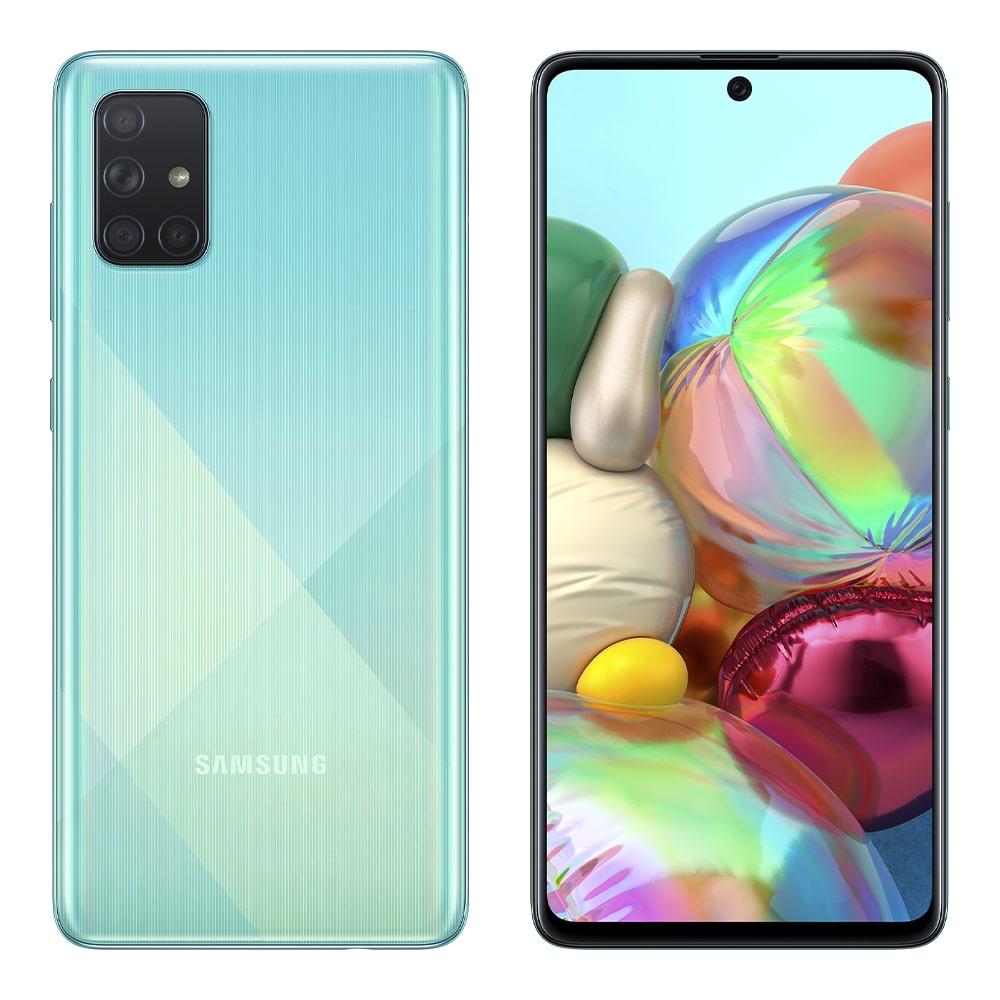 Smartphone Samsung A715 Galaxy A71 128GB Azul