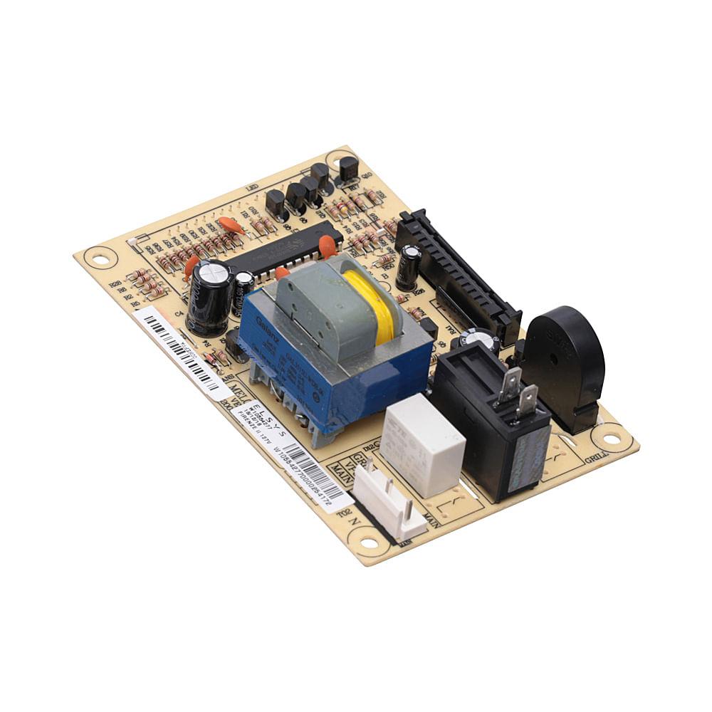 Placa Eletrônica 110V para Microondas Brastemp - W10554277