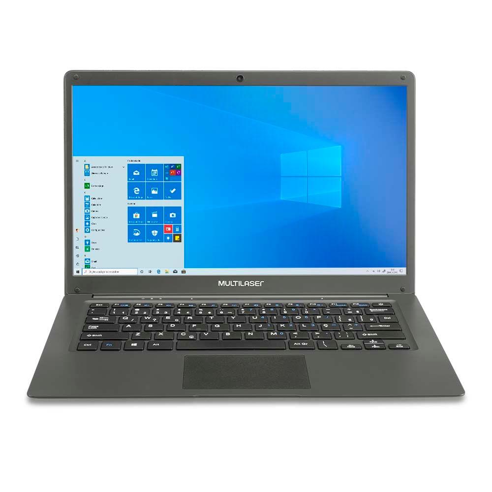 Imagem de Notebook Multilaser Legacy Cloud  Intel Atom 14