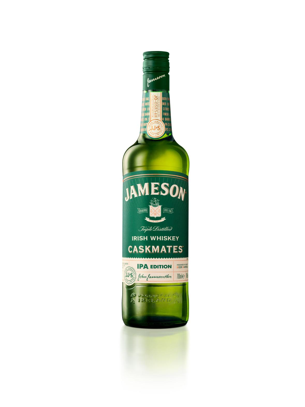 Whiskey Jameson Caskmates IPA 750ml