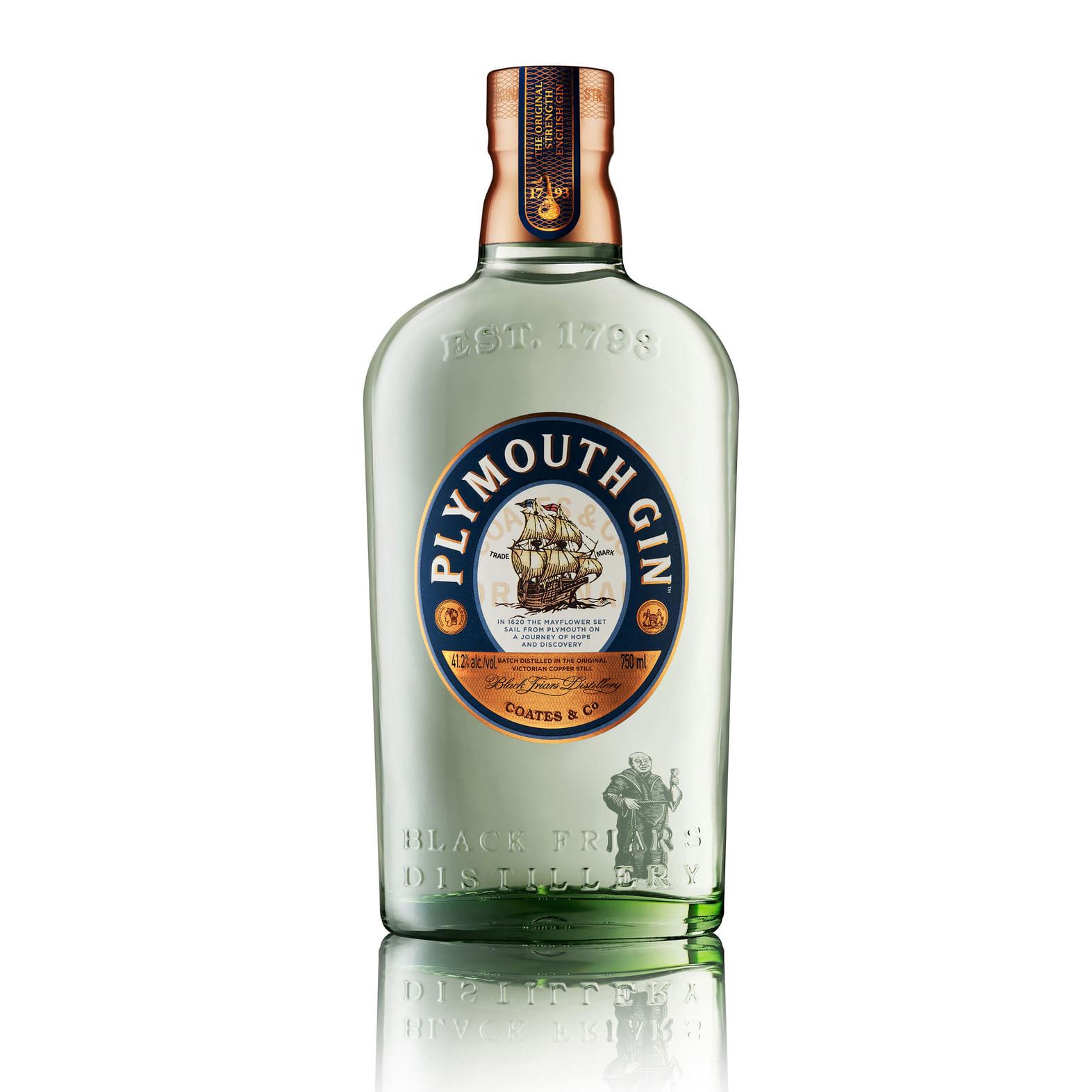Gin Plymouth Original 750ml