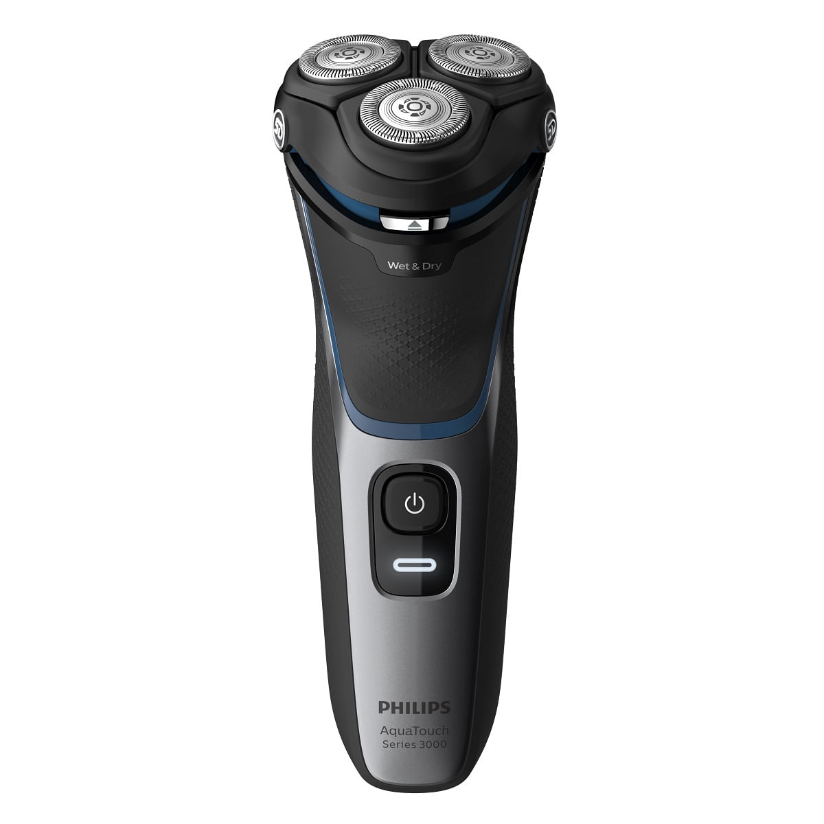 Barbeador 3100 Philips - S3122/51 - Preto Brilhante
