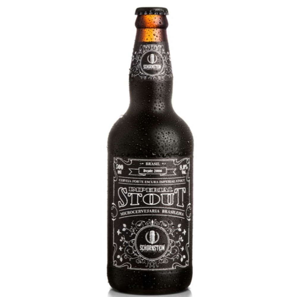 Cerveja Schornstein Imperial Stout 500ml