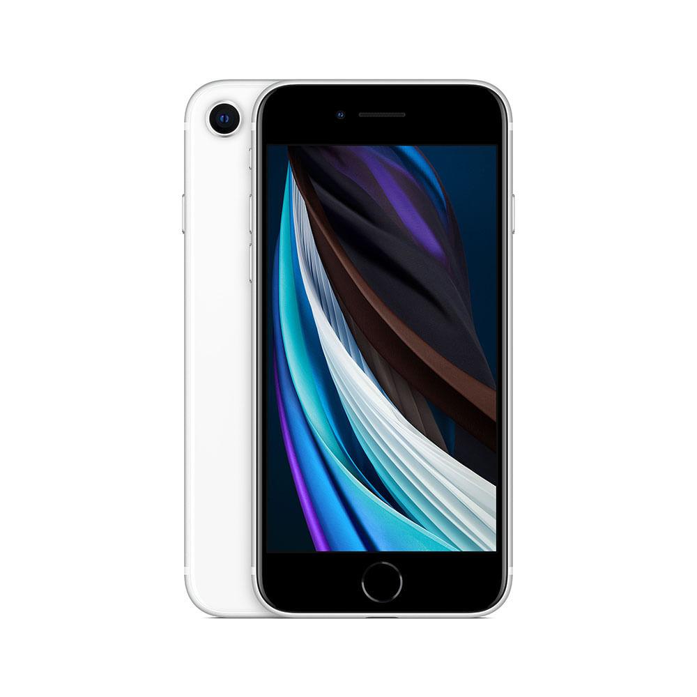 iPhone SE 128GB - Branco