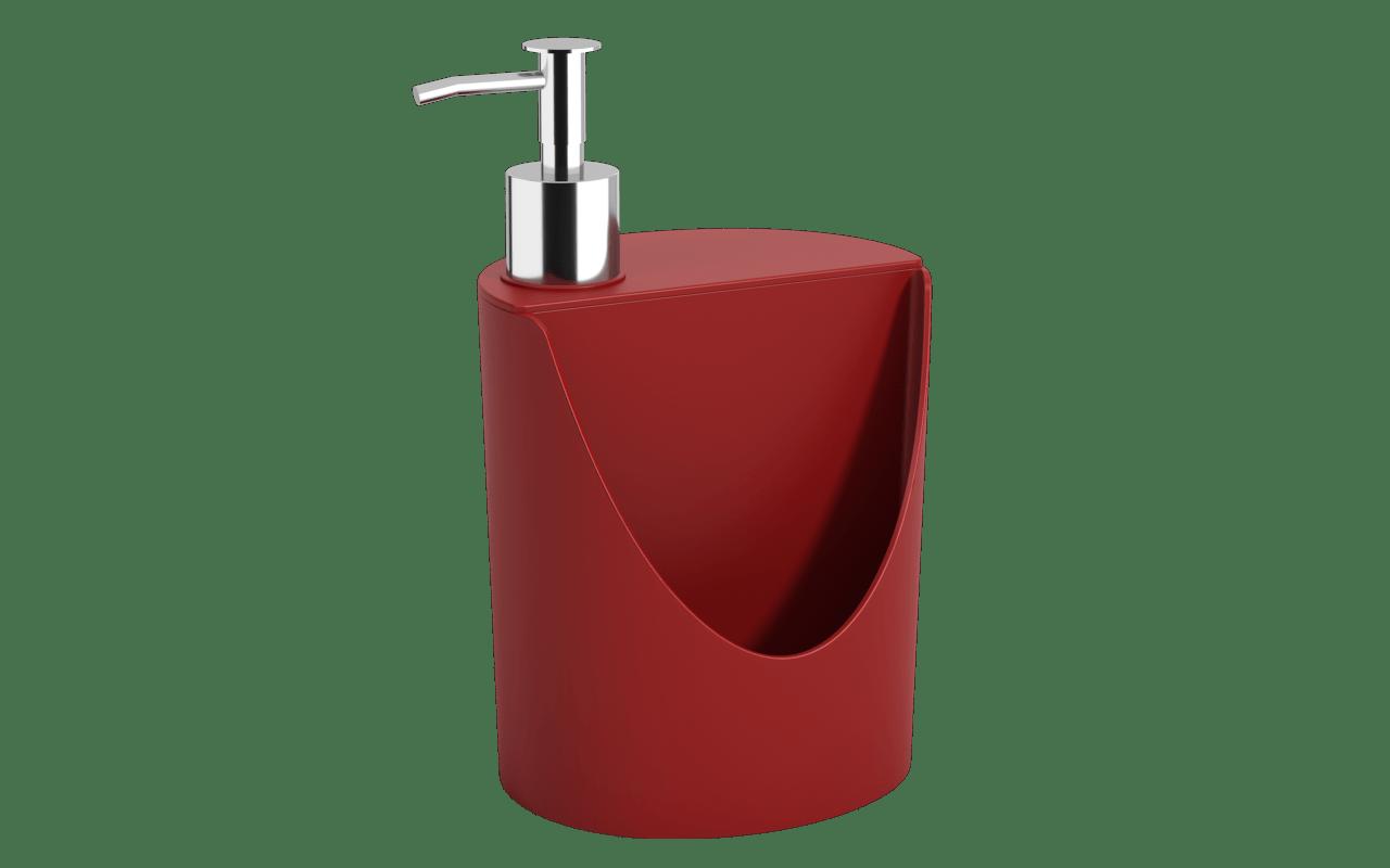 Dispenser R&J Basic  12 x 10,5 x 18 cm 600 ml