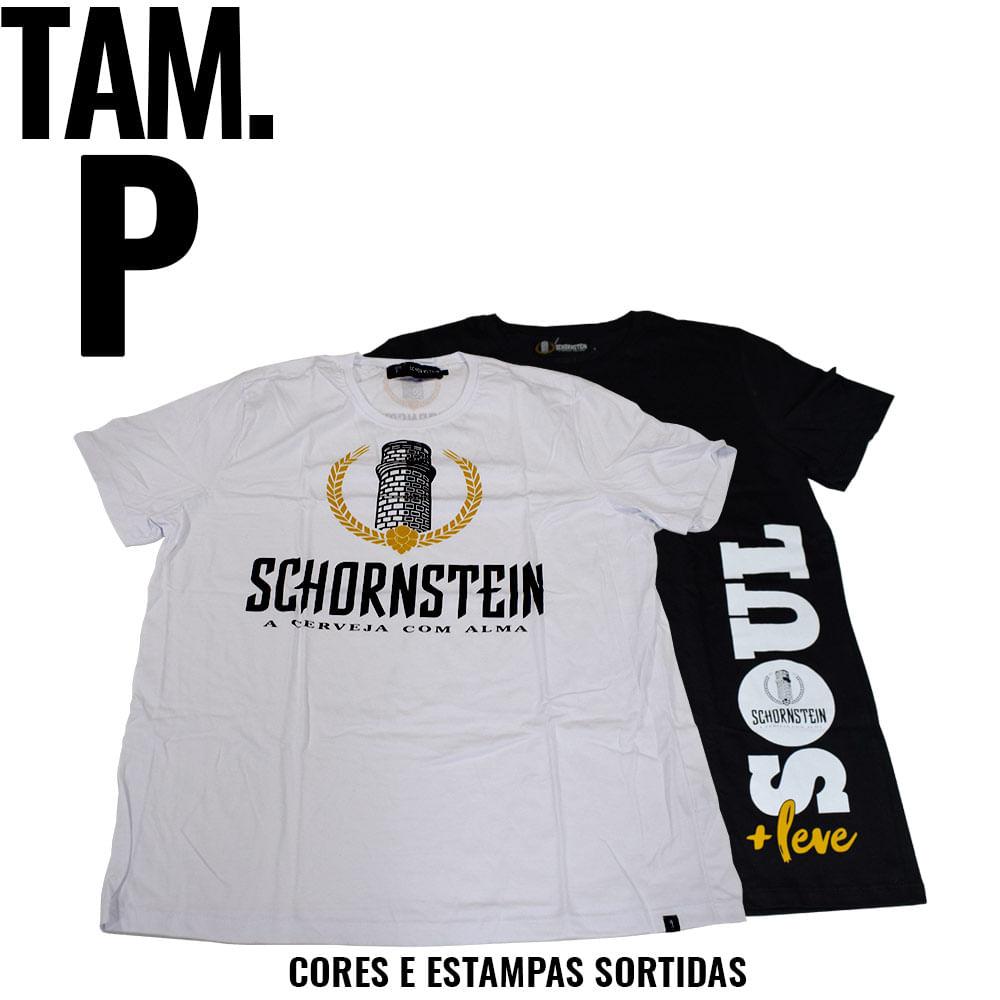 Camiseta Cervejaria Schornstein Tam. P