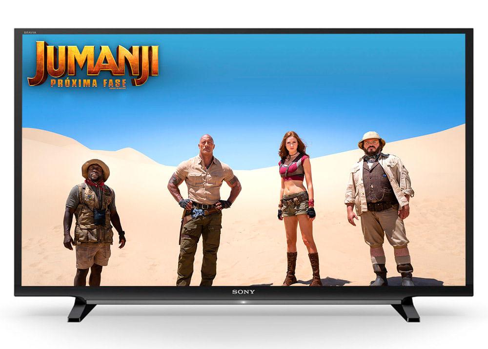 """Smart TV Sony 32"""" LED HD Smart & Durável KDL-32W655D/Z"""