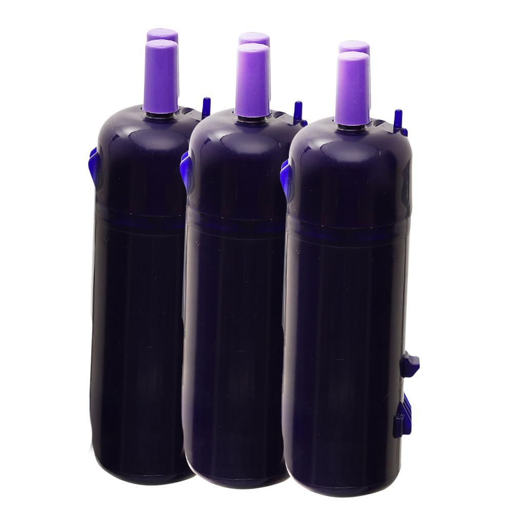 Combo 3 Filtros de Água Side by Side Brastemp (BR906AX)- CJ-W10510889_3