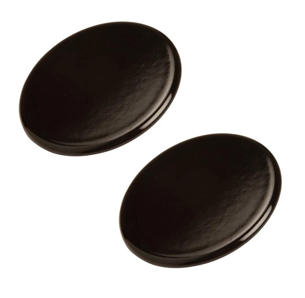 Combo 2 Capas do Queimador Boca Pequena para Fogão e Cooktop - CJ_W10351688_2