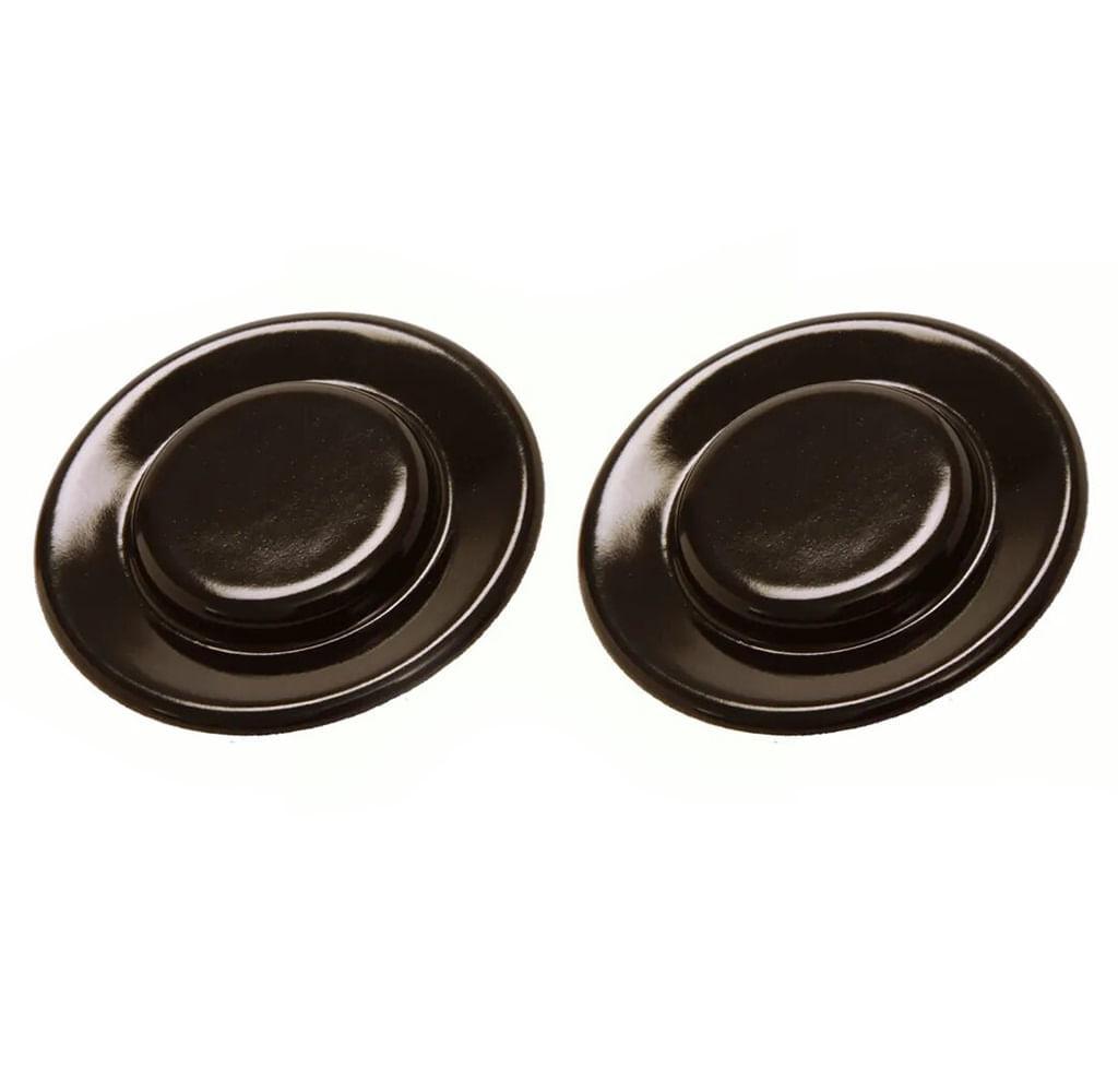 Combo 2 Capas do Queimador Boca Pequena para Fogão e Cooktop - CJ_W10816564_2
