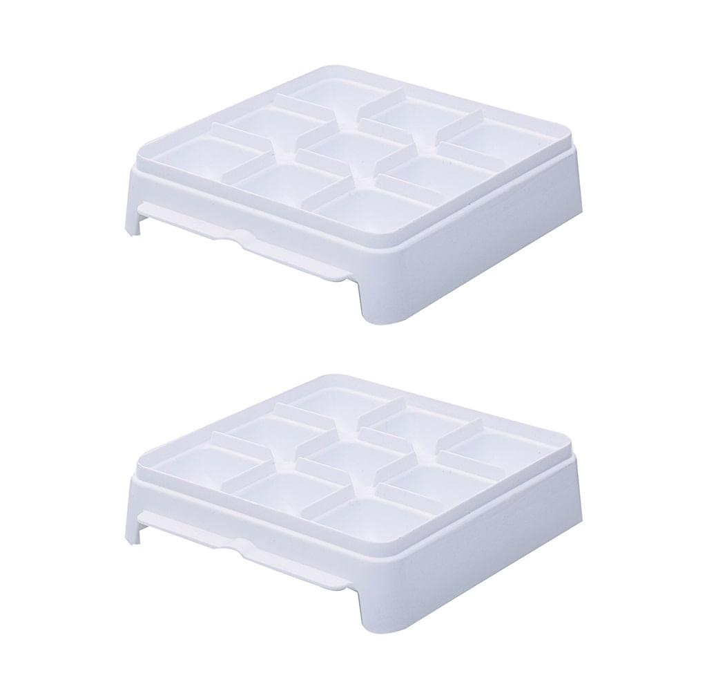 Combo 2 Formas de Gelo para Geladeira - CJ_W10268050_2