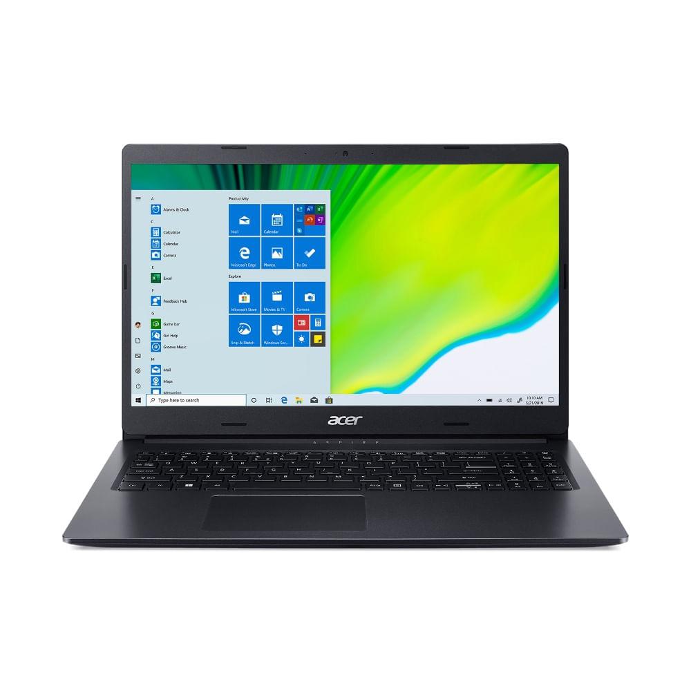 Imagem de Notebook Acer Aspire 3 Amd Ryzen 5 8gb 256gb Ssd 15.6