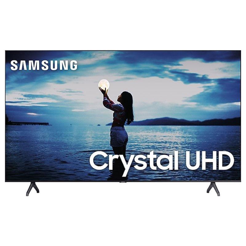 "Smart TV Samsung 65"" TU7020 Crystal UHD 4K 2020 Bluetooth Borda ultrafina"