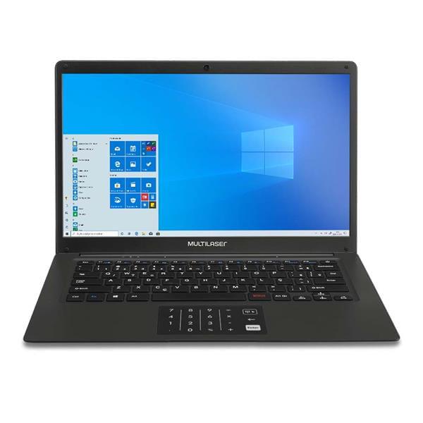 Imagem de Notebook Multilaser Legacy Book Intel Pentium N3700 4gb 64gb W10 14