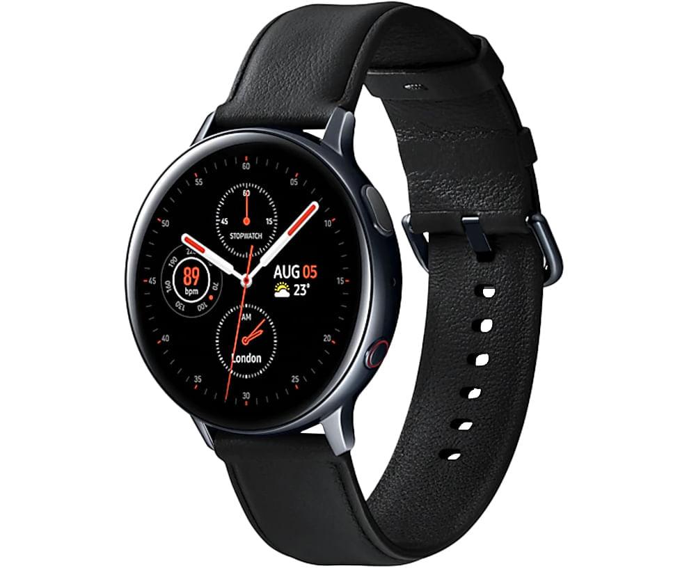 Smartwatch Samsung Galaxy Watch Active2 LTE  4GB Preto Carregamento Sem Fio