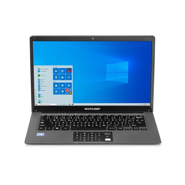Imagem de Notebook Multilaser Legacy Cloud 14