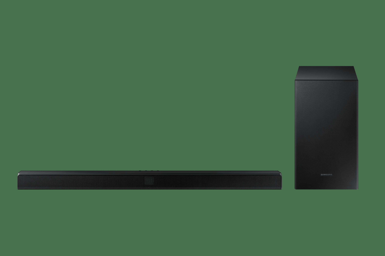 Imagem de Soundbar Samsung 2.1 Canais Subwoofer - HW-T555