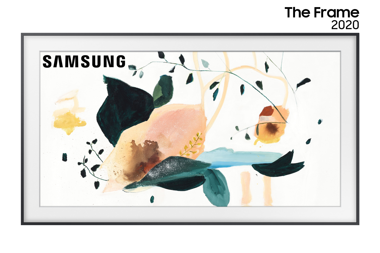 Samsung Smart TV 43 polegadas QLED 4K 43LS03T The Frame 2020,Modo Arte,Modo Amb 3.0 Suporte No-Gap