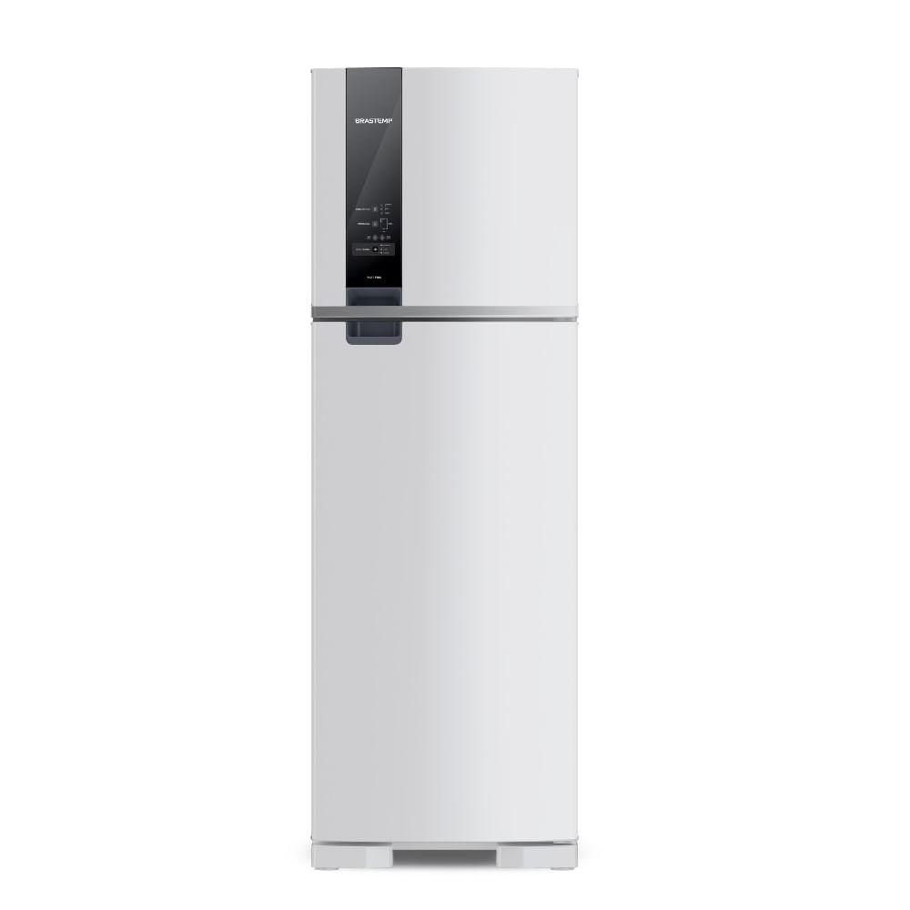 Geladeira Brastemp Frost Free Duplex 400 litros Branca com Freeze Control - Outlet - BRM54HB_OUT