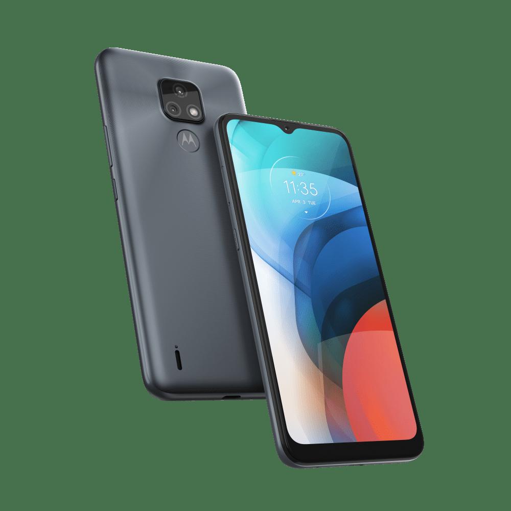Smartphone Motorola Moto E7 - 64 GB - 4 GB RAM