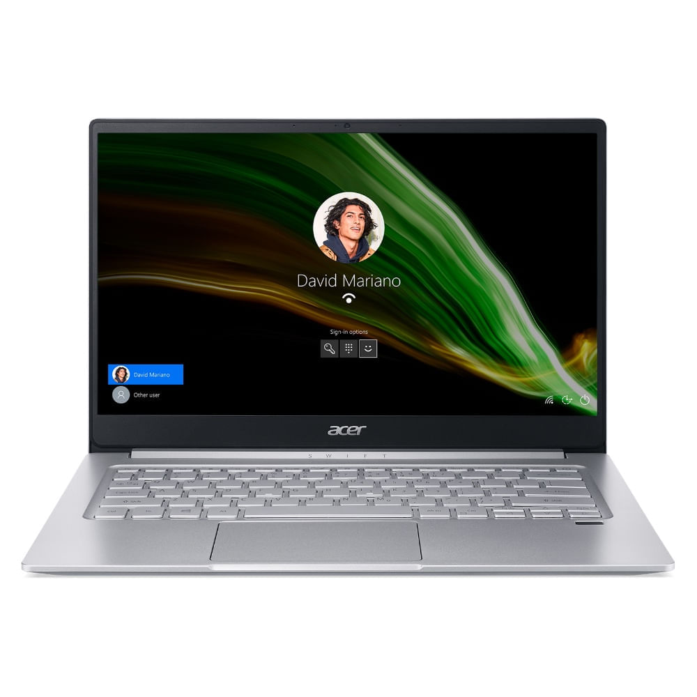 Notebook Acer Swift 3 SF314-42-R4EQ AMD Ryzen 5 8GB 512GB SSD 14' Windows 10