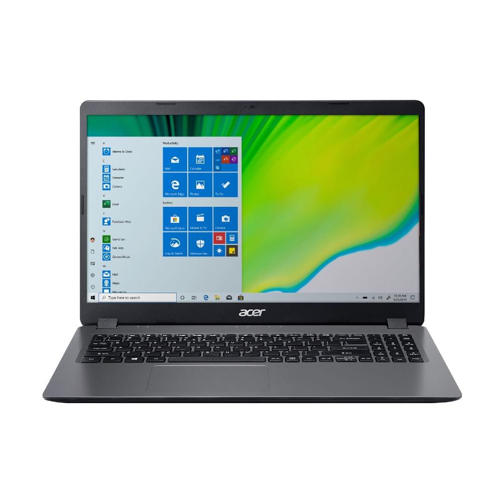 Notebook Acer Aspire 3 A315-56-3090 Intel Core I3 8GB 256GB SSD 15,6' Windows 10