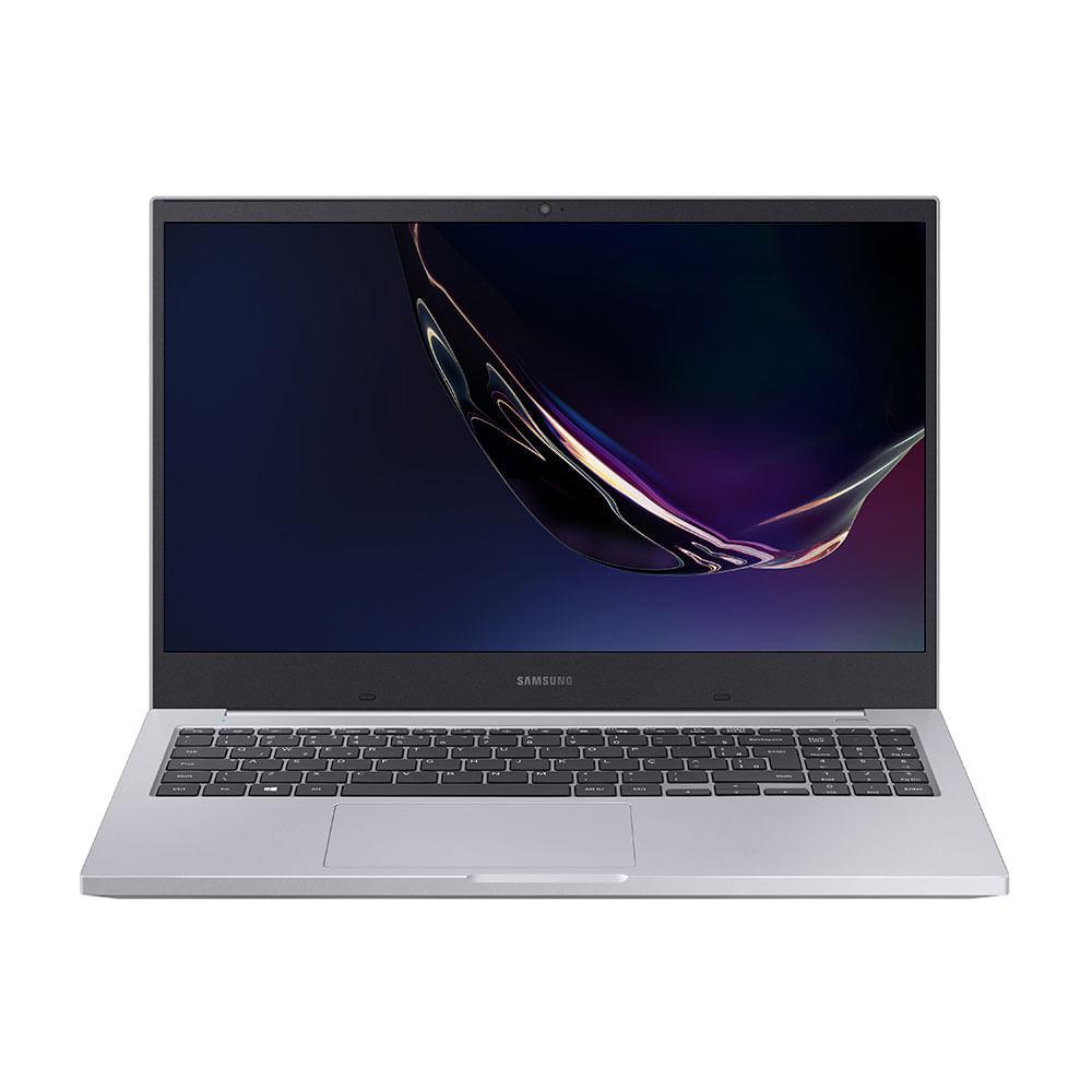 Notebook Samsung Book E45 NP550XCJ-KS2BR I3-10110U 8GB 256GB 15.6' Prata W10 Home