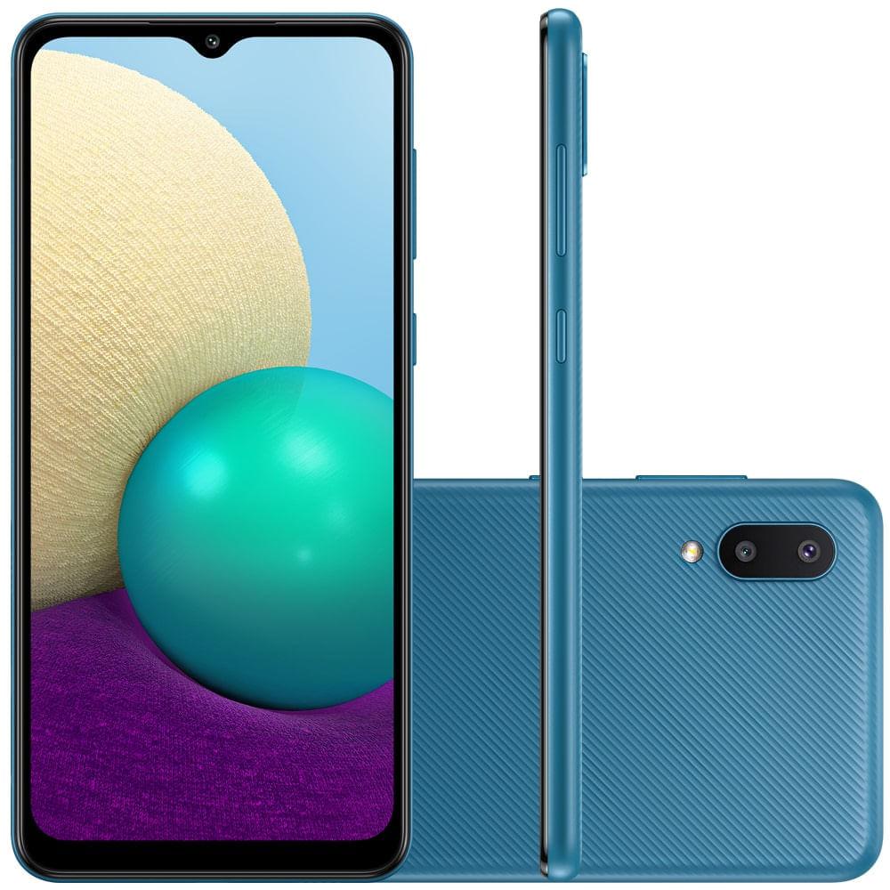 Imagem de Smartphone Samsung Galaxy A02 32GB