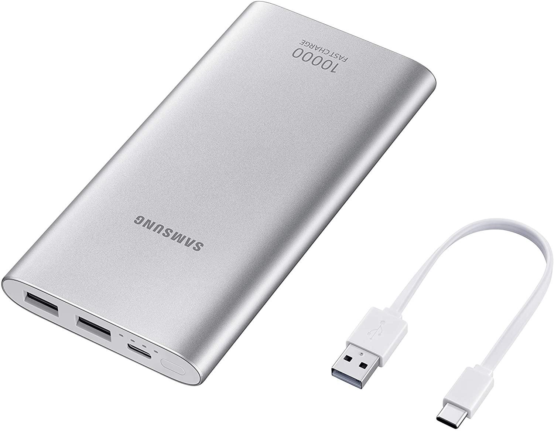 Imagem de Power Bank Samsung Fast Charge 10.000mAh EB-P1100CSPGBR / EB-P1100CPPGBR