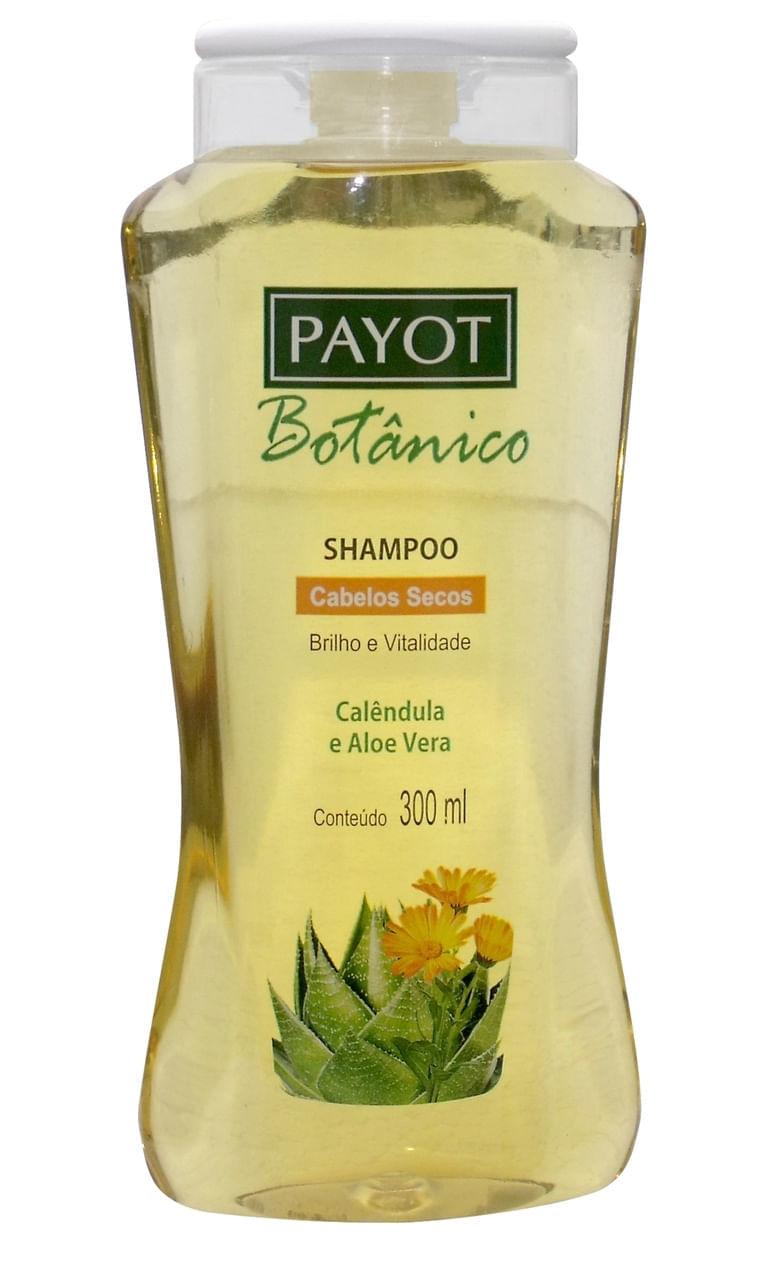 Shampoo Botânico Payot Calêndula e Aloe Vera 300ml