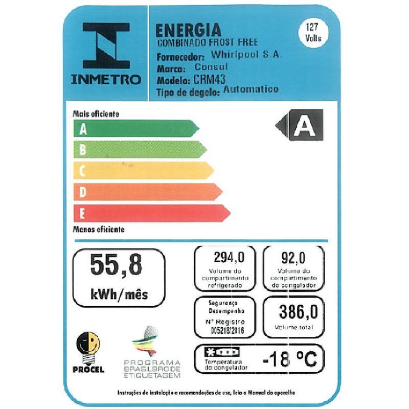 consul-refrigerador-crm43nk-selo-inmetro-110v